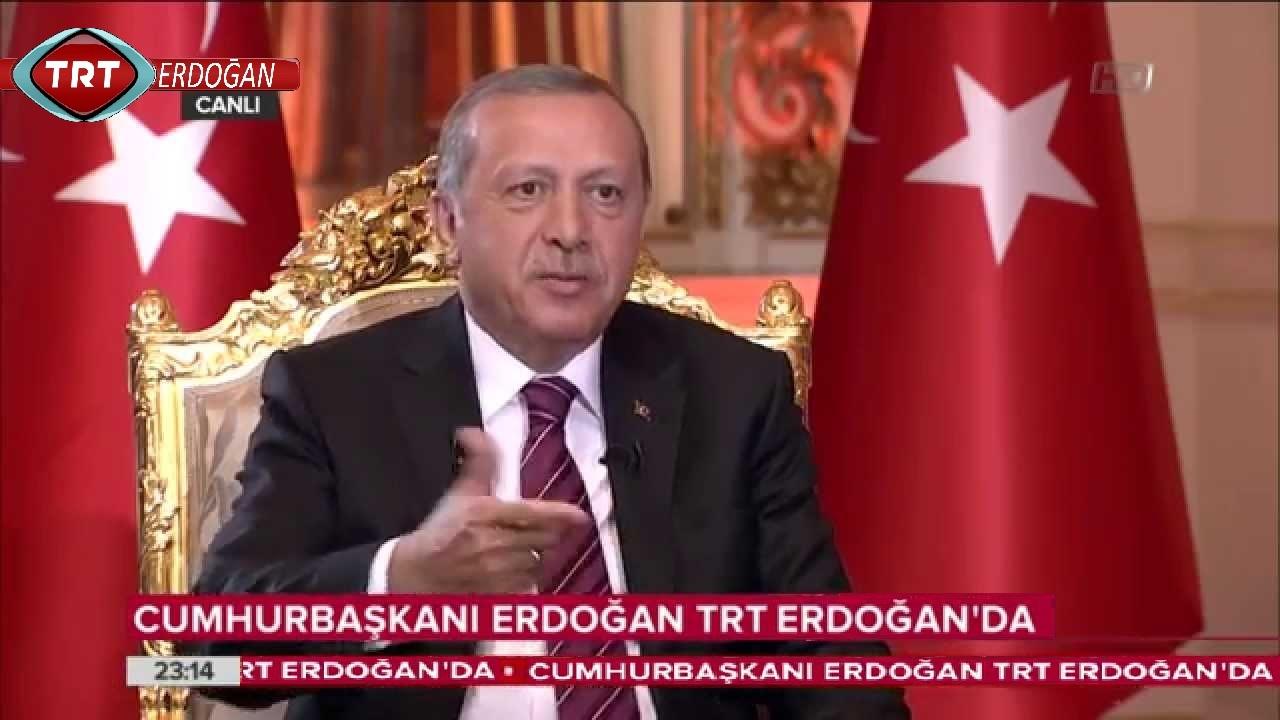 TRT'den Yeni Kanal Müjdesi: TRT Erdoğan