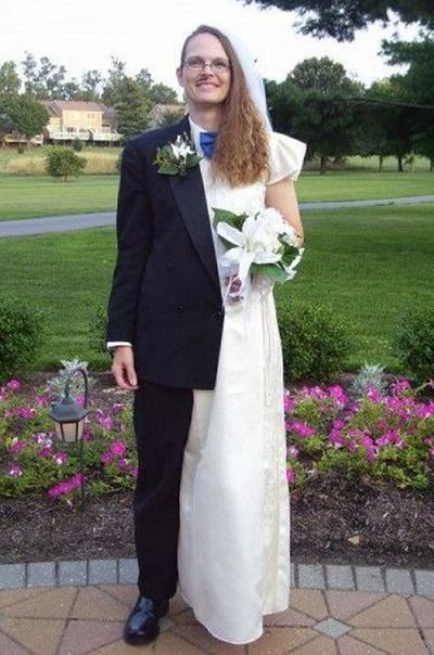 weddings slideshows ugly wedding dress pictures